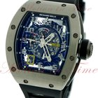 Richard Mille RM-030, Skeleton Dial - Titanium on Strap
