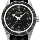 "Omega Seamaster 300 James Bond ""Spectre"" Black Grey..."