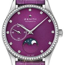 Zenith [NEW] Elite Ultra Thin Lady Moonphase 16.2310.692/92.C750