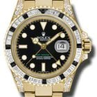 Rolex GMT-Master II Yellow Gold 116758SANR
