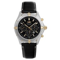 Breitling Shadow Flyback B35312 Men's Chronograph Watch...