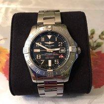Breitling AVENGER II GMT      2ND & 3RD TIMEZONES  (24 HR )