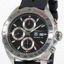 TAG Heuer Formula 1 Calibre 16 Chronograph Caz2010  57% Off...