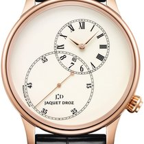 Jaquet-Droz Grande Seconde Off-Centered Ivory Enamel J006033200