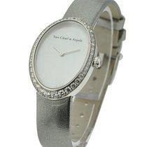 Van Cleef & Arpels WJWF01I9 Timeless with Diamond Bezel -...