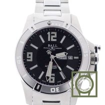 Ball Engineer Hydrocarbon Spacemaster Glow 41.5mm Guilloche NEW