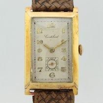 Cortébert Vintage Manual Winding 18K Gold 1574738