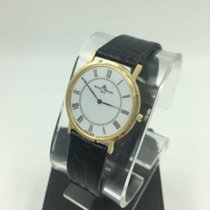 Baume & Mercier Vintage  Wrist Watch - 14k Yellow Gold -...