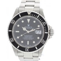 Rolex Men's Rolex Oyster Perpetual Submariner 16610 Date...