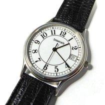 Tiffany Watch Quartz Railroad Style