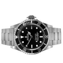 Rolex 14060M Submariner No Date - Black Dial - 4 liner...