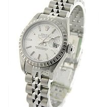 Rolex Used Lady''s Steel DATE 79240
