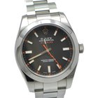 Rolex Milgauss Black Face V series 116400