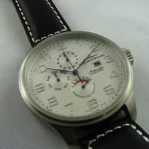 Zeno-Watch Basel ZENO X-Large Retro Kalenderwoche