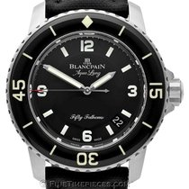 Blancpain Tribute to Fifty Fathoms Aqua Lung limitiert auf 500...