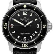 Blancpain Tribute to Fifty Fathoms Aqua Lung limitiert auf 500...