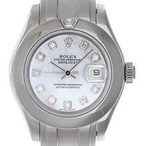 Rolex Ladies Rolex Masterpiece/Pearlmaster Watch 69329