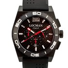 Locman Stealth 0212BKKA-CBKSIK Chronograph Quarz Men's Watch