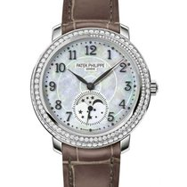 Patek Philippe 4968G-010 Complications Ladies Moon Phase...