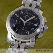Baume & Mercier Capeland Chronograph Automatik Stahl Mvo45216