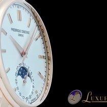 Frederique Constant Manufacture Classic Mondphase Edelstahl/Ve...