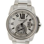 Cartier Calibre Automatic Stainless Steel