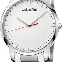 ck Calvin Klein CITY PO K2G2G1Z6 Herrenarmbanduhr Swiss Made
