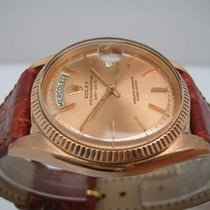 Rolex Day-Date 1803 PINK GOLD 18 KT Year 1961