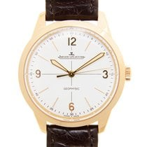 Jaeger-LeCoultre New  Geophysic 18k Rose Gold White Automatic...