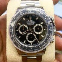 Rolex Daytona ceramic 116500 black dial NEW