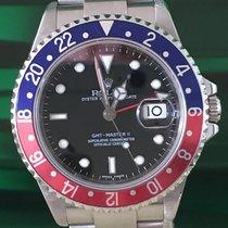 Rolex GMT - Master II Ref. 16710 BLRO Stick Dial/ Cal. 3186/...