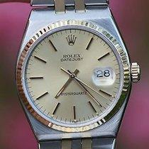 Rolex Watch Oyster Quartz Datejust 36mm Mens 3million 18k...
