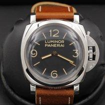 Panerai - Pam 372 - N Series - 47mm - Luminor - Plexi - Full...
