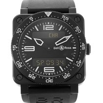 Bell & Ross Watch BR03 Aviation BR03-88-S