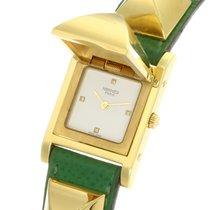 Hermès Medor Gold Plated Quartz 23MM Ladies Watch