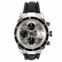 Tudor Prince Date Tiger Chronograph Panda Dial 79270P (Pre-Owned)