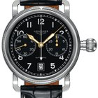 Longines Heritage Chronograph Mens Watch