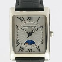 Frederique Constant Carree Moonphase and Date - NEW / UNWORN