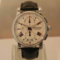 Montblanc Star 4810 Chronograph mit zusätzl. Stahlband