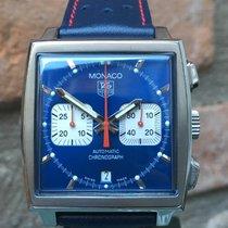 TAG Heuer Monaco Automatic Chronograph Steve Mc Queen