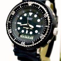 Seiko Arnie Sports150 Diver Quartz H601-5480 ANA DIGI 543LT4 Dial