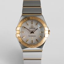 "Omega Constellation Gold & Steel - ""Mother of Pearl"""