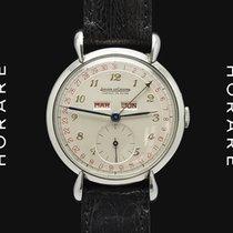 Jaeger-LeCoultre Triple Calendar, Breguet Numerals RARE,...
