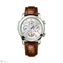 Jaeger-LeCoultre Master Grand Réveil Gold Stainless Steel...