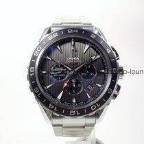 Omega Seamaster Aqua Terra GMT Chronograph    231.10.44.52.06.001