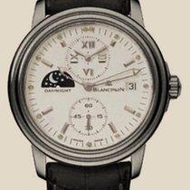 Blancpain Léman Double Time Zone - GMT 38mm
