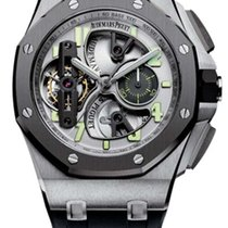 Audemars Piguet Royal Oak Offshore Titanium Chronograph...