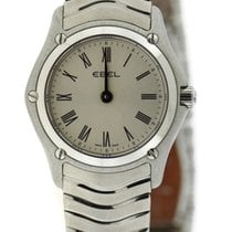 Ebel Classic Wave Mini Stainless Steel