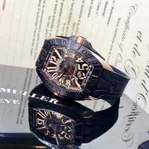 Franck Muller Conquistador Grand Prix Chronograph Rose Gold...