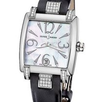 Ulysse Nardin 133-91C/691 Caprice Automatic in Steel - on...
